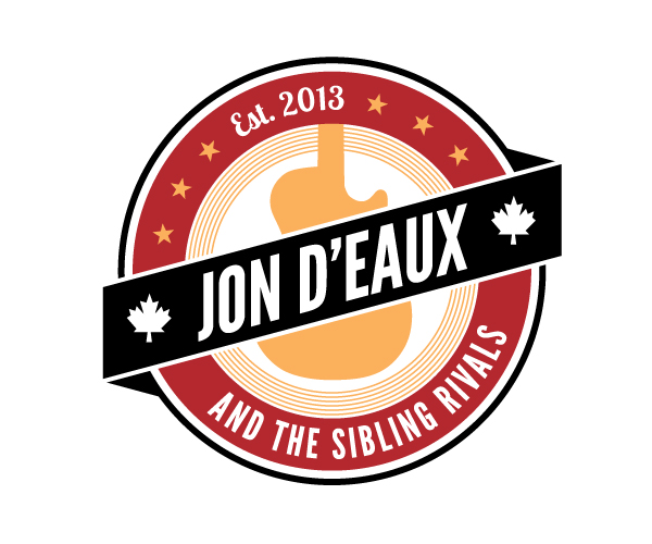 JonDeaux color logo by KAP Design